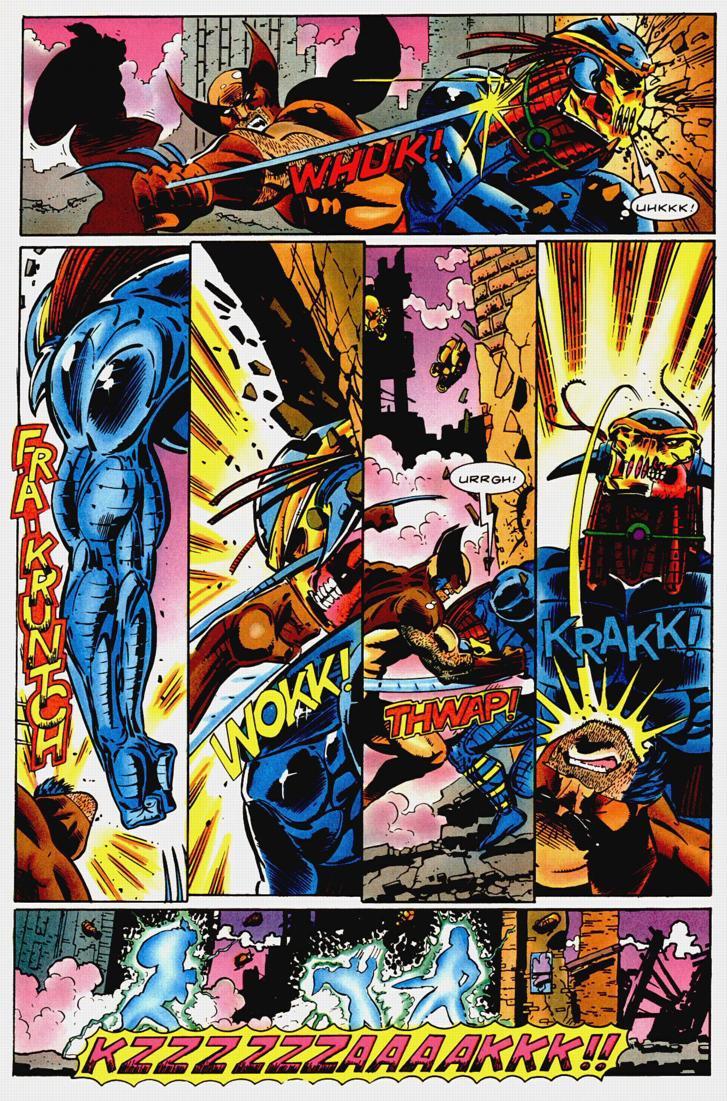 Read online Battletide comic -  Issue #3 - 5