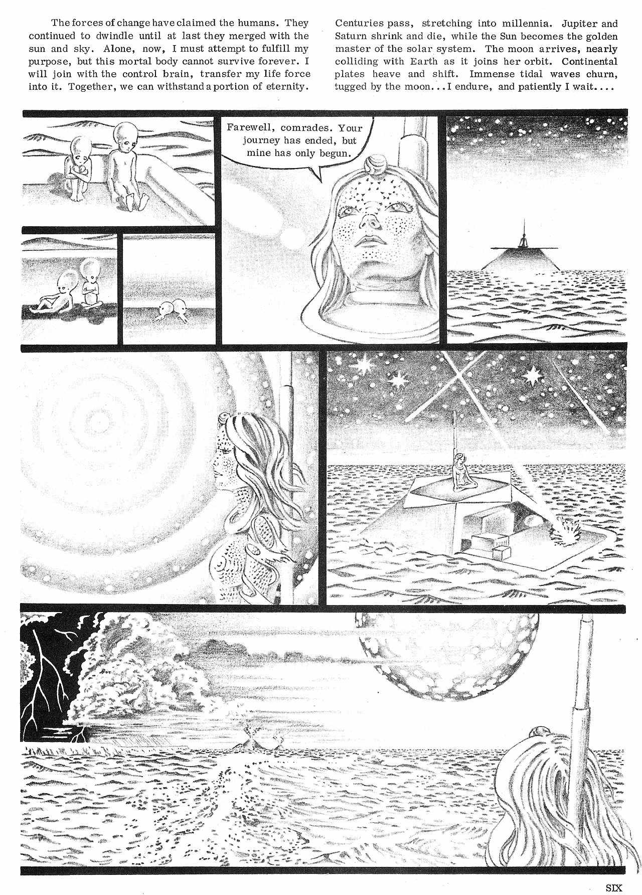 Read online Star*Reach comic -  Issue #11 - 46
