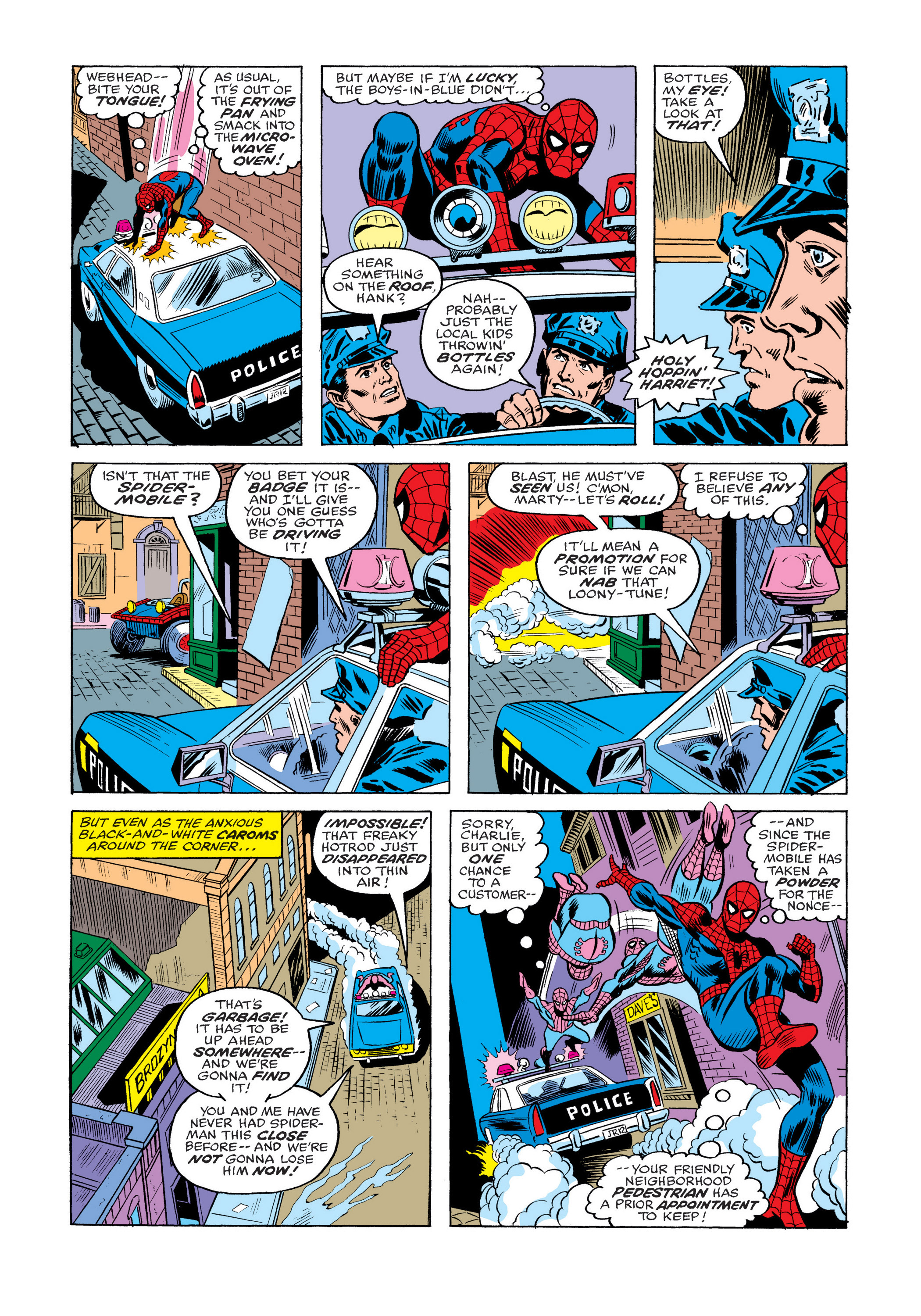 The Amazing Spider-Man (1963) 160 Page 6
