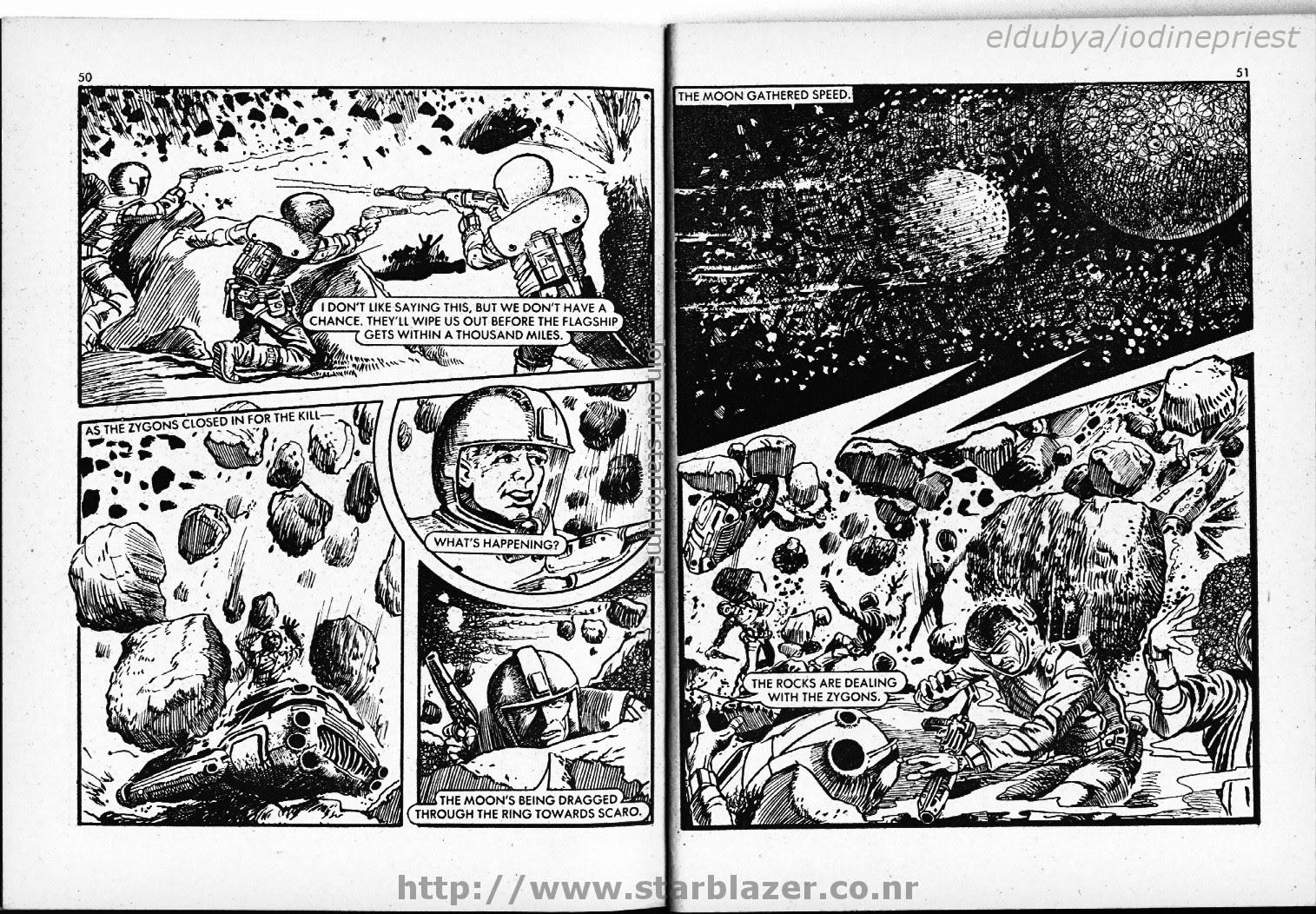 Starblazer issue 70 - Page 27