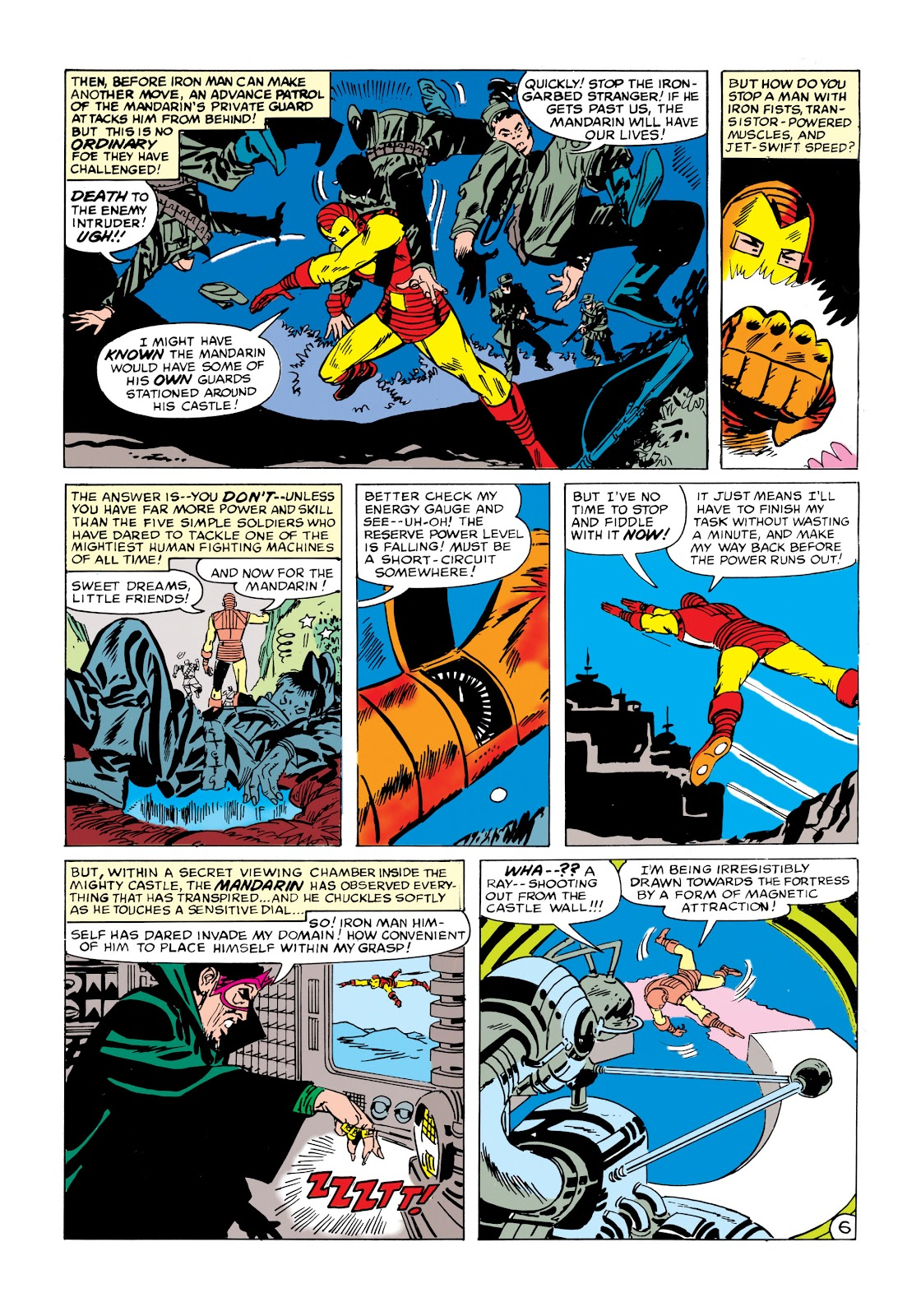 Read online Marvel Masterworks: The Invincible Iron Man comic -  Issue # TPB 1 (Part 2) - 83