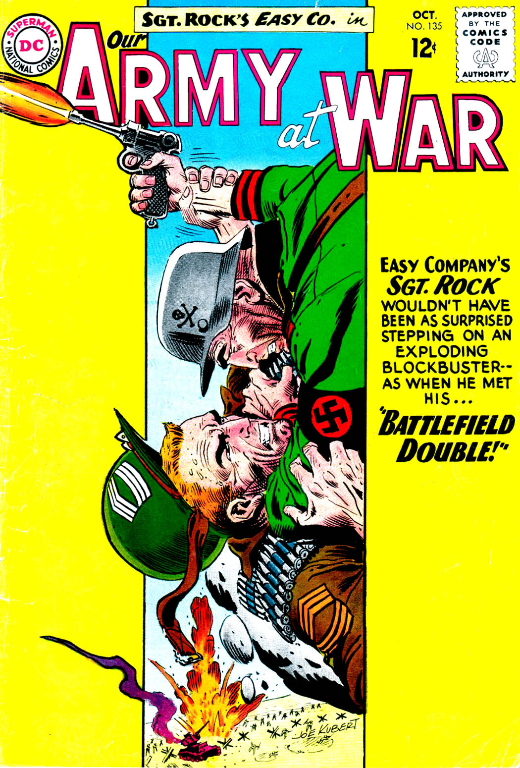 Our Army at War (1952) issue 135 - Page 1