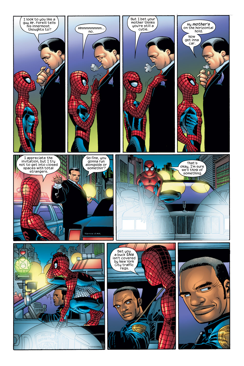 The Amazing Spider-Man (1999) 52 Page 8