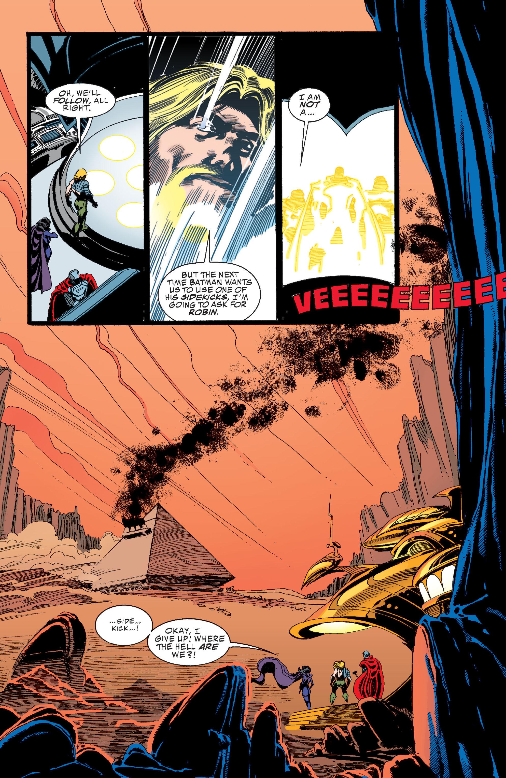 Read online Martian Manhunter: Son of Mars comic -  Issue # TPB - 151