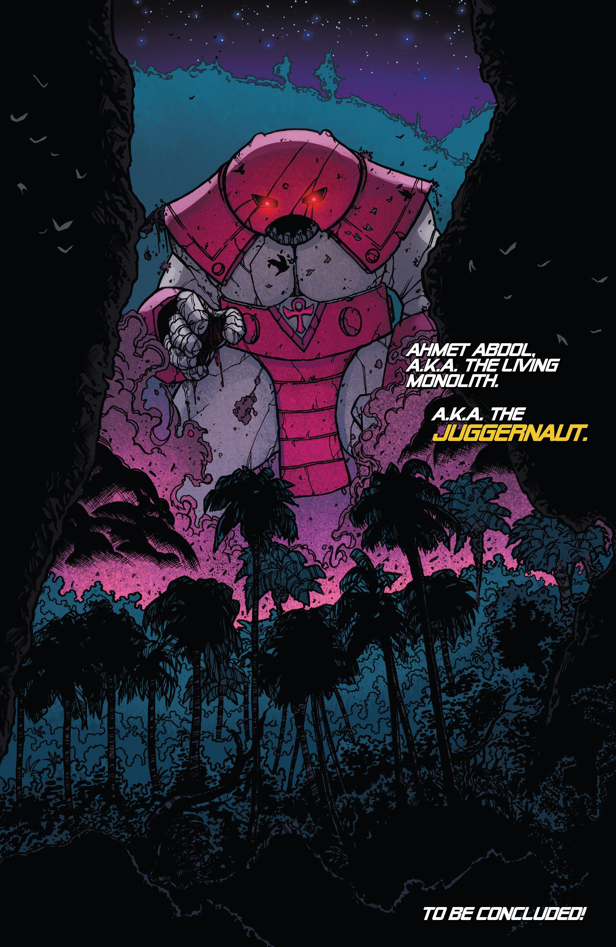 Read online Amazing X-Men (2014) comic -  Issue #17 - 21