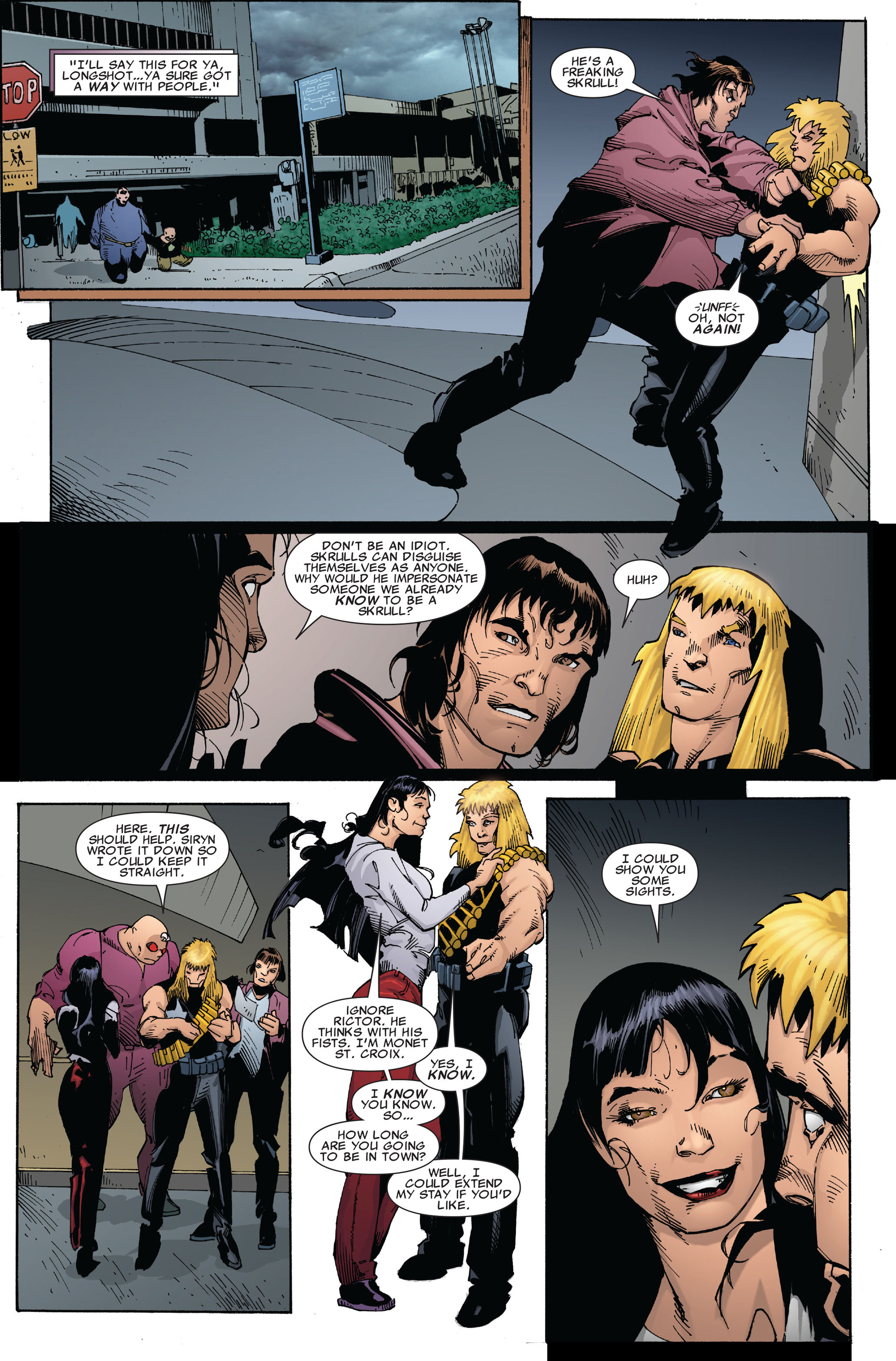 Read online X-Factor (2006) comic -  Issue #35 - 16