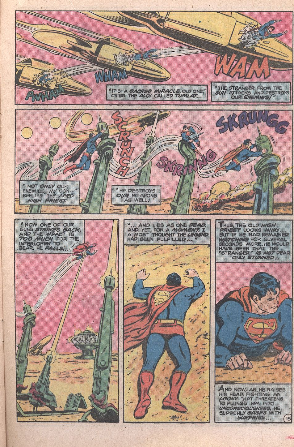 Read online Action Comics (1938) comic -  Issue #517 - 21
