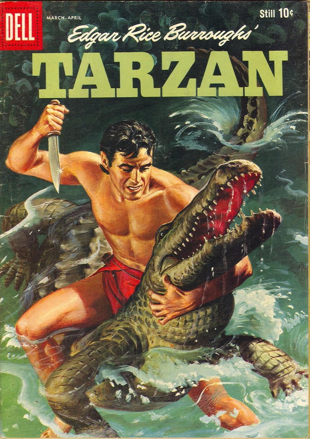 Tarzan (1948) issue 111 - Page 1