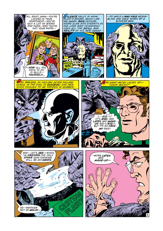 Read online Amazing Adventures (1970) comic -  Issue #12 - 6