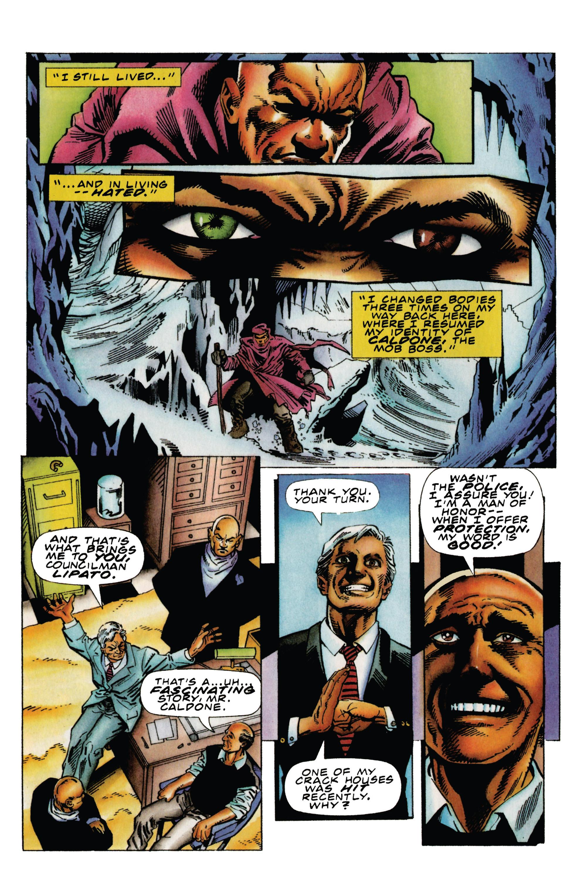 Read online Eternal Warrior (1992) comic -  Issue #29 - 8