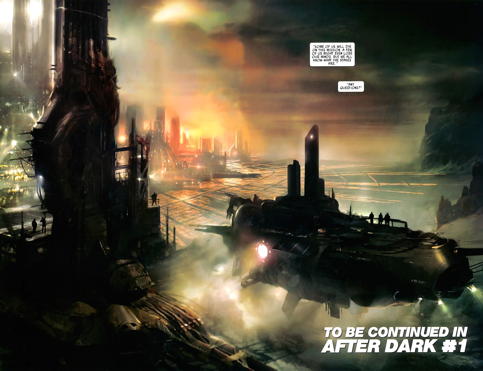 Read online After Dark comic -  Issue #0 - 18