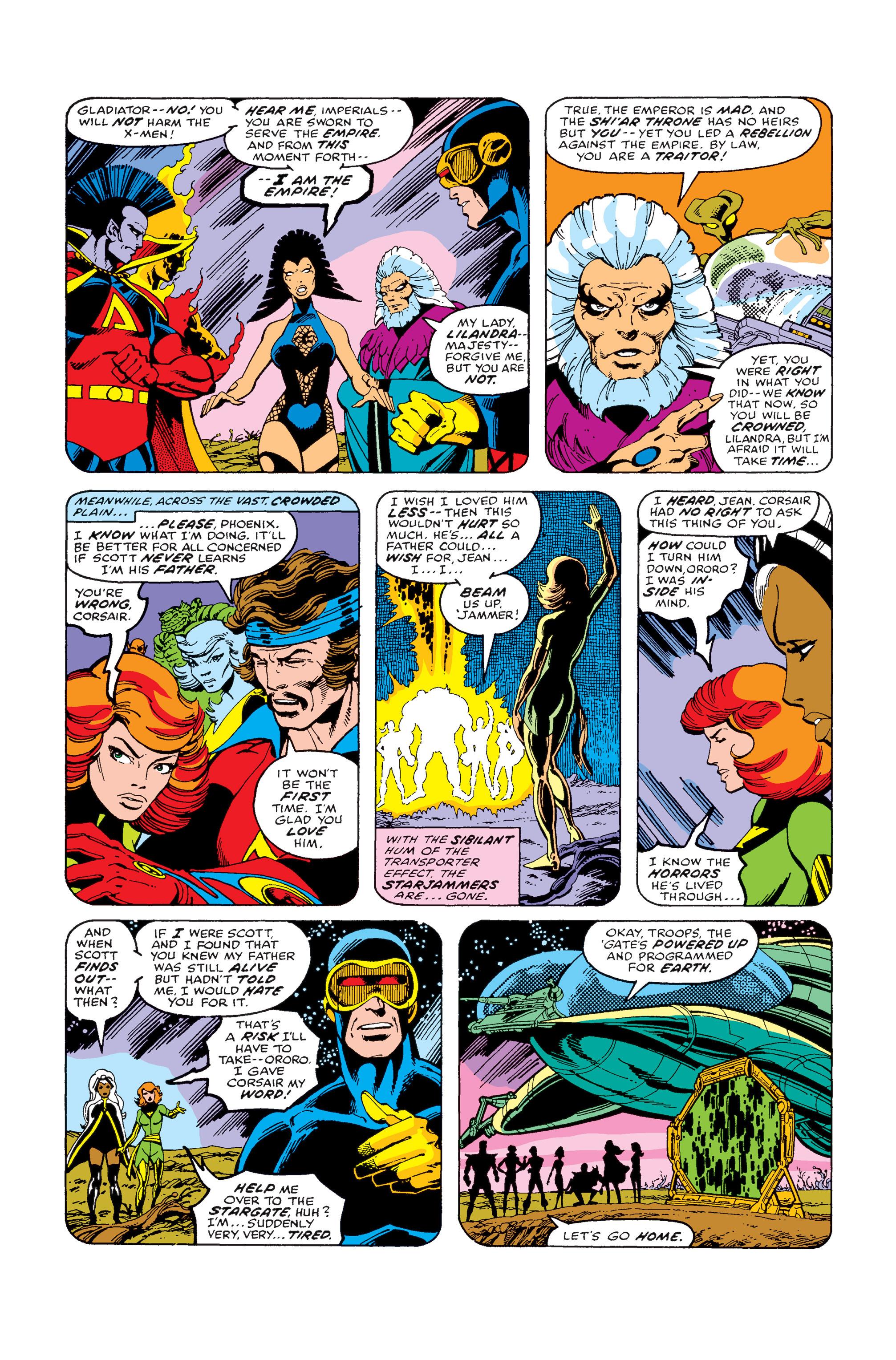 Read online Uncanny X-Men (1963) comic -  Issue #109 - 5