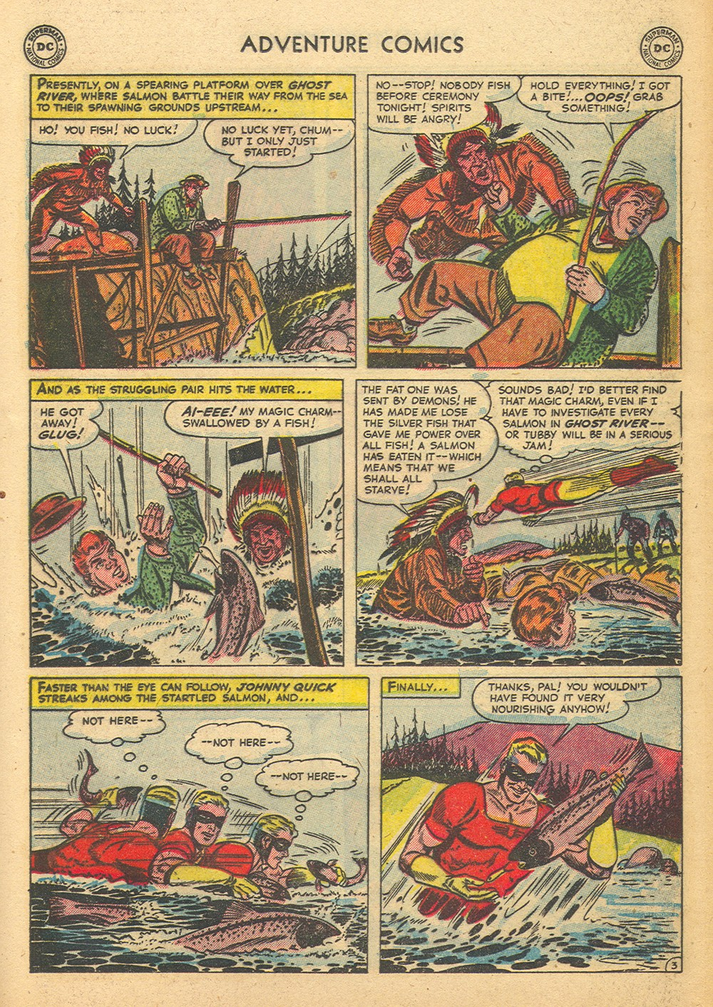 Read online Adventure Comics (1938) comic -  Issue #176 - 27