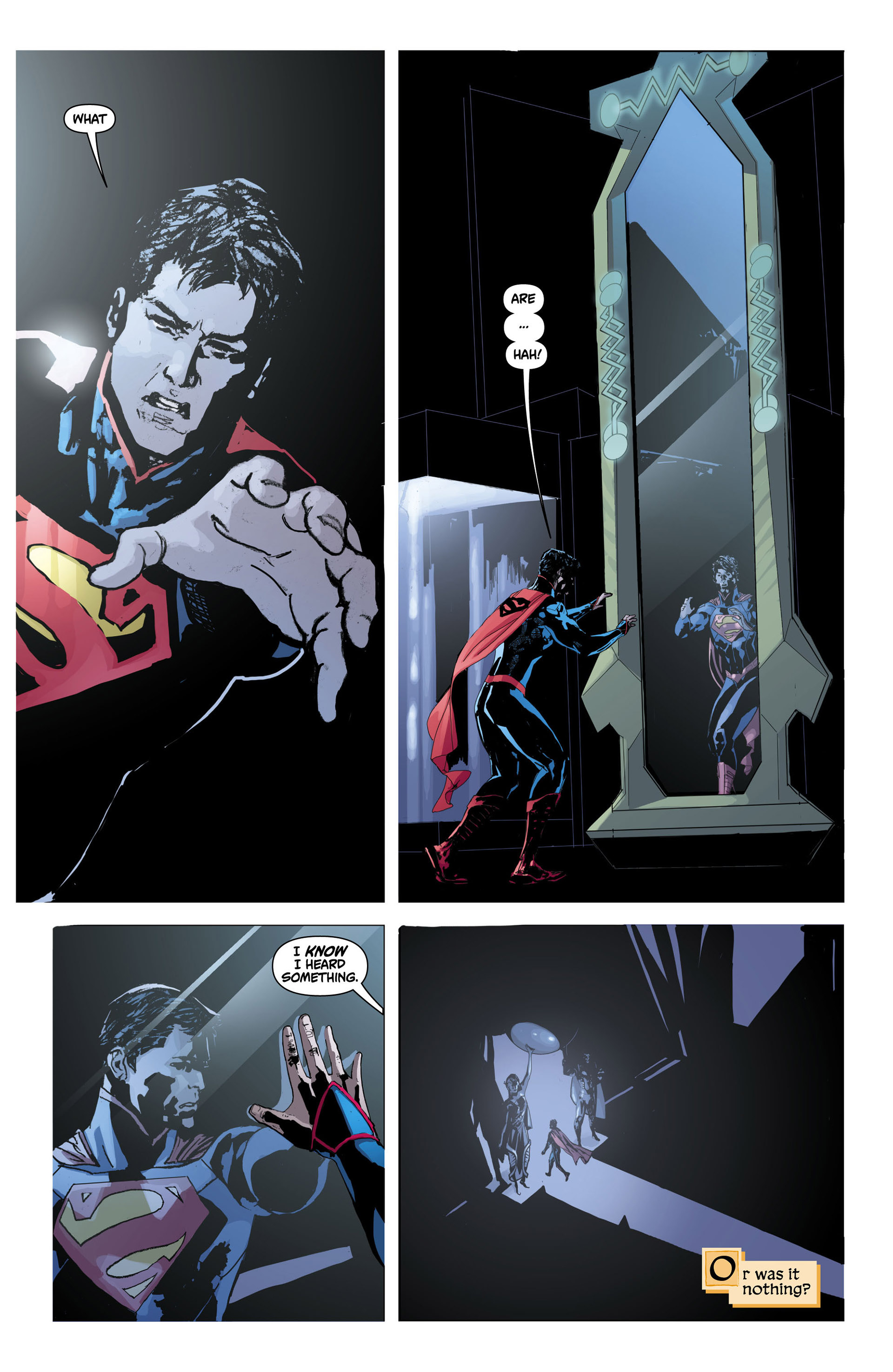 Read online Action Comics (2011) comic -  Issue #13 - 8