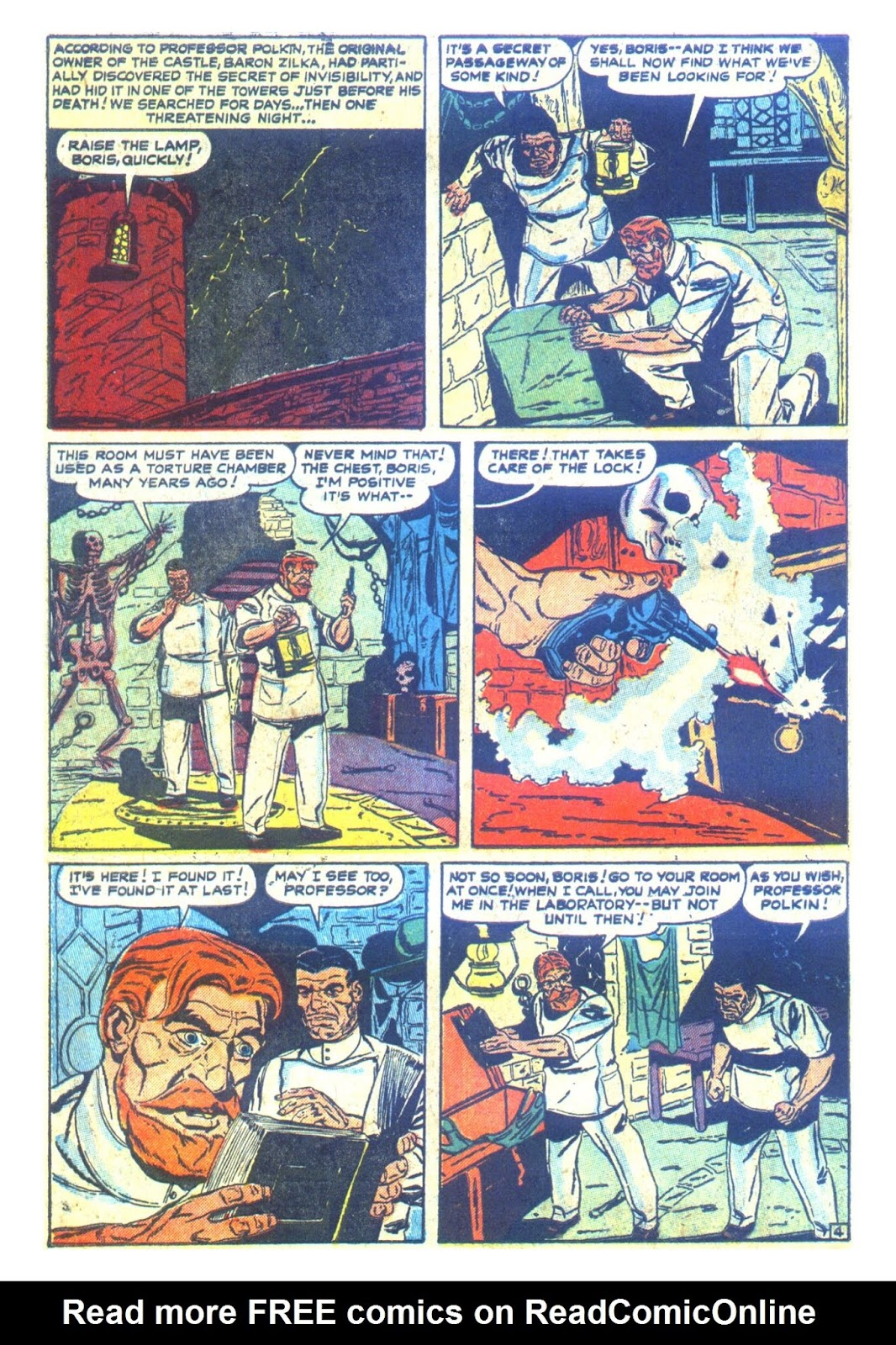 Journey Into Unknown Worlds (1950) issue 37 - Page 6