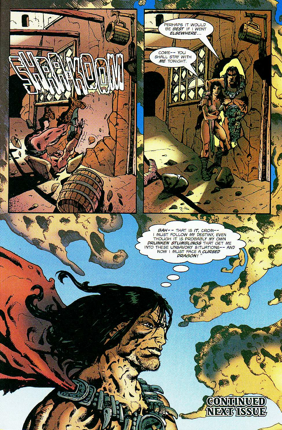 Read online Conan: Return of Styrm comic -  Issue #2 - 26