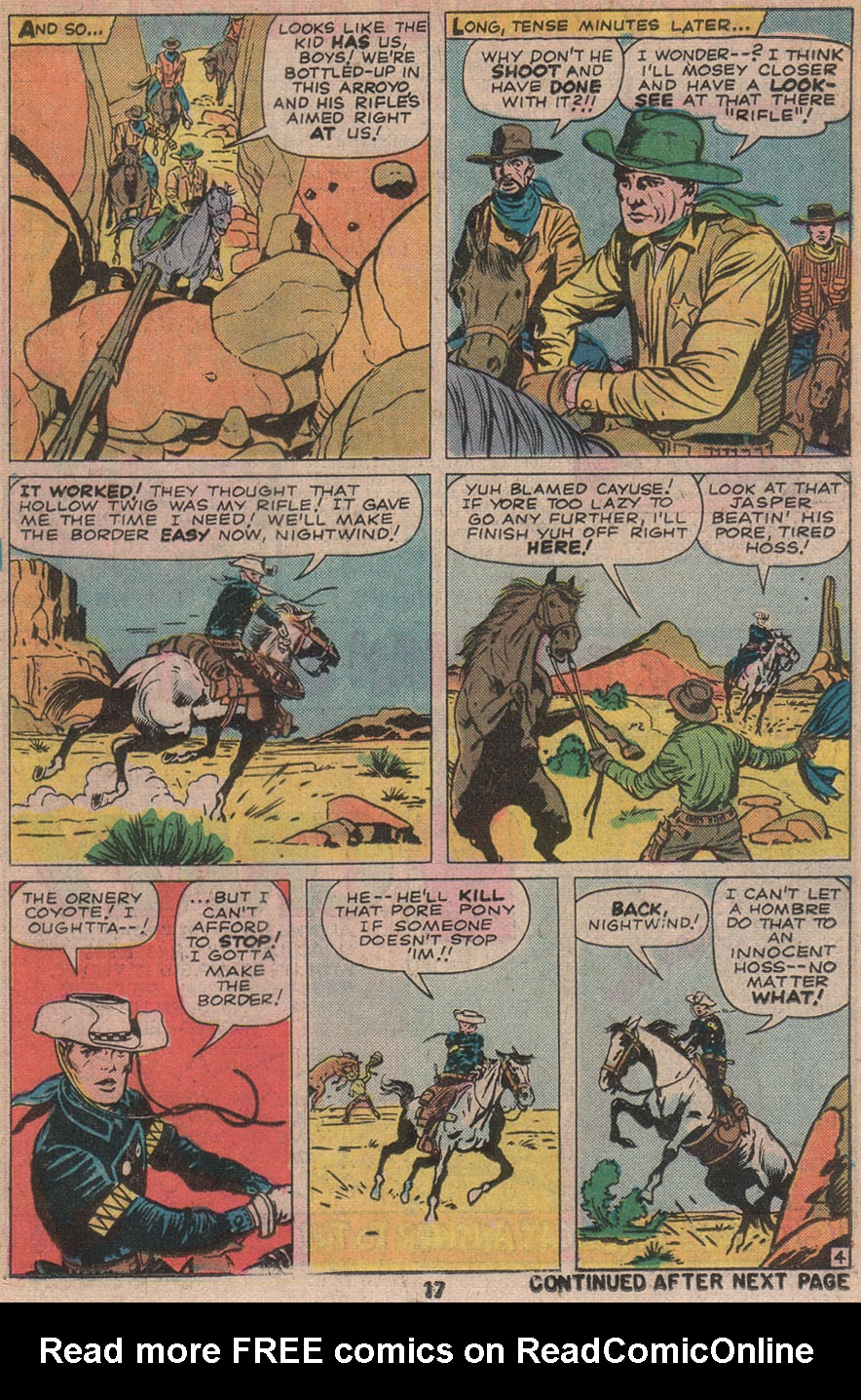 The Rawhide Kid (1955) issue 134 - Page 19