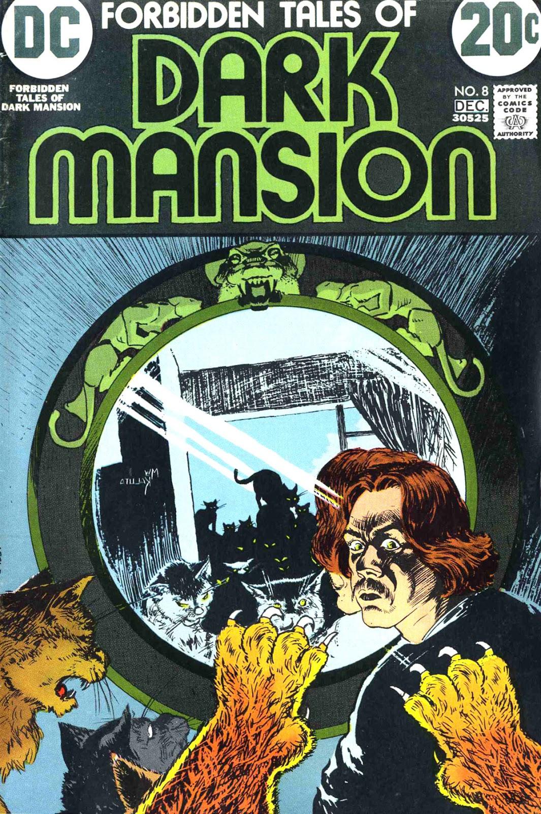 Forbidden Tales of Dark Mansion 8 Page 1