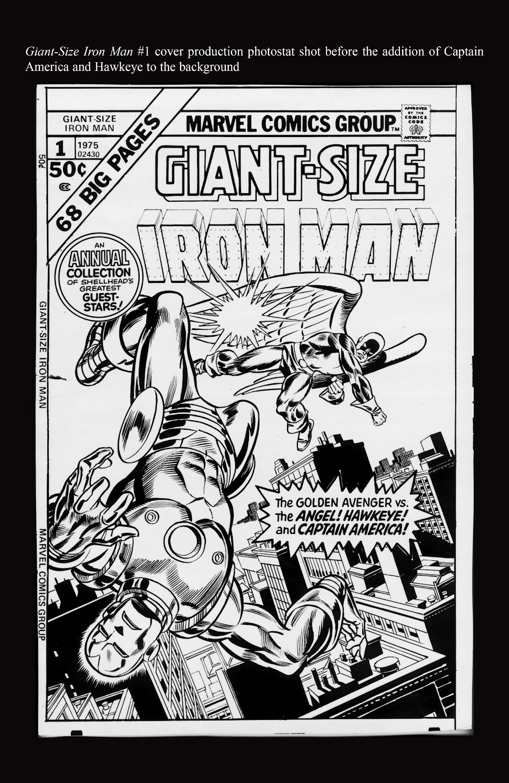 Read online Marvel Masterworks: The Invincible Iron Man comic -  Issue # TPB 10 (Part 3) - 52