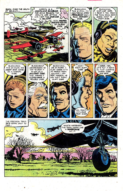 Read online Blackhawk (1957) comic -  Issue #252 - 8