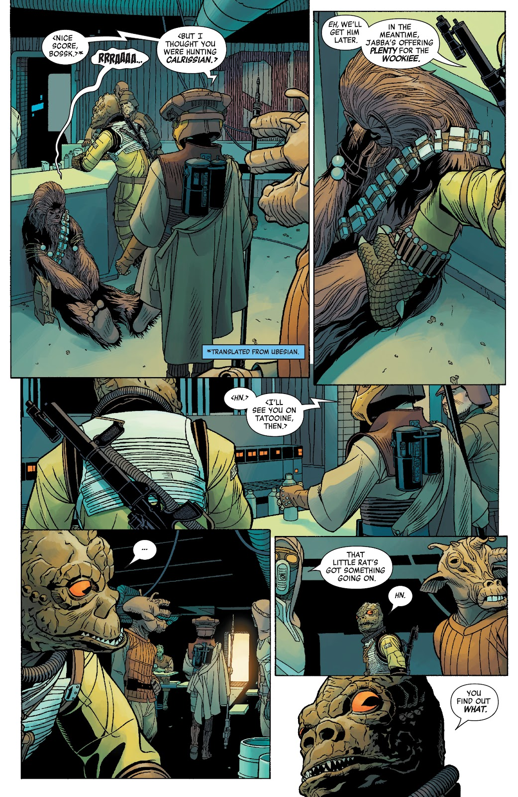 Read online Star Wars: Age of Rebellion - Heroes comic -  Issue # TPB - 16