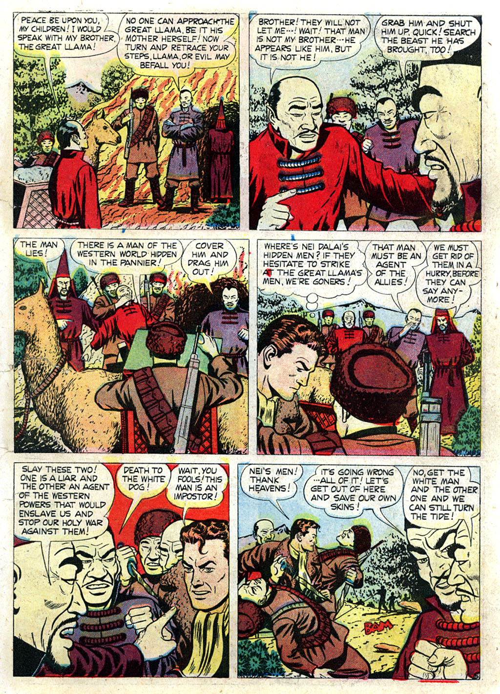 Kent Blake of the Secret Service issue 3 - Page 7