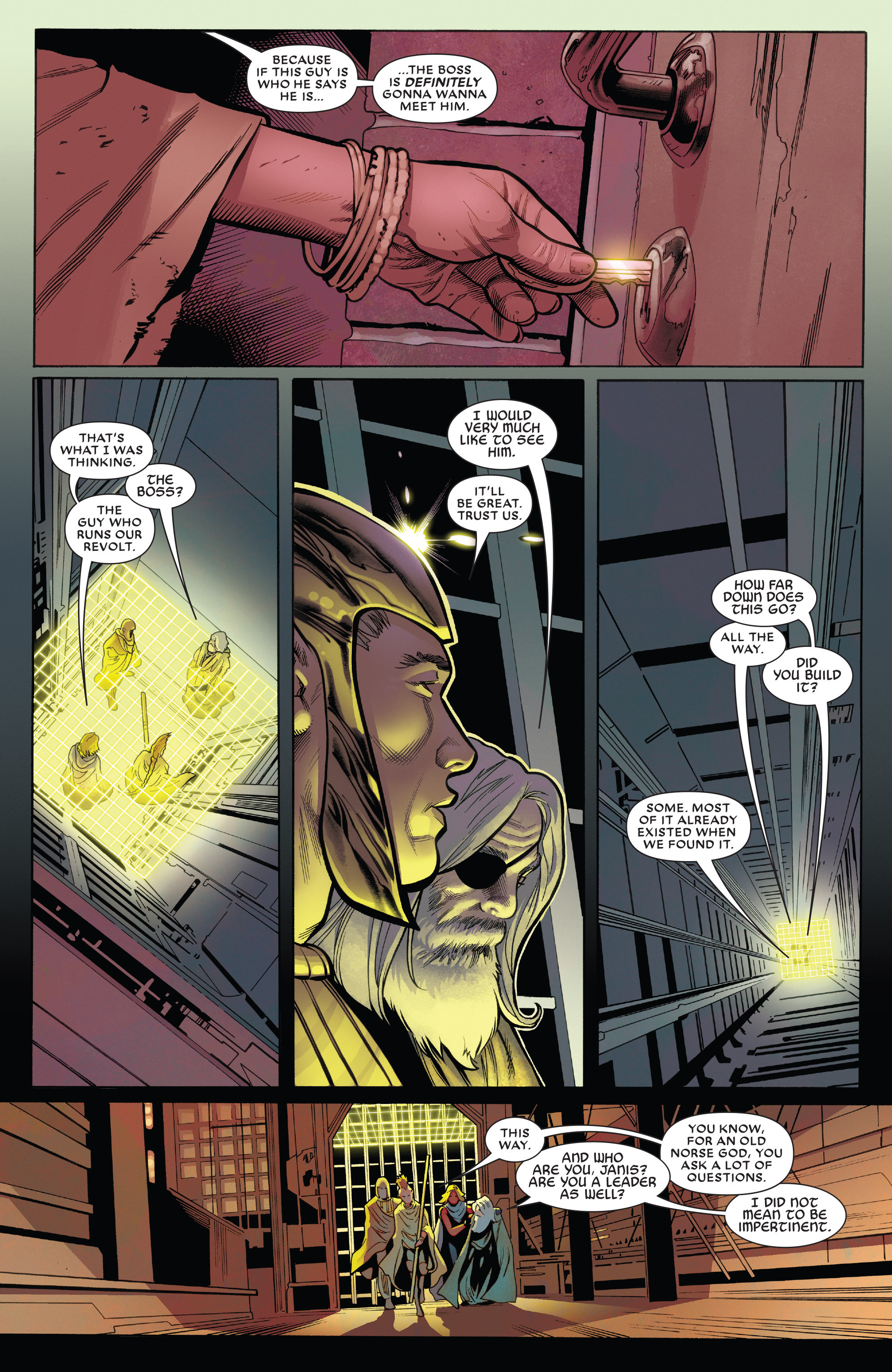 Read online Future Imperfect comic -  Issue #1 - 11