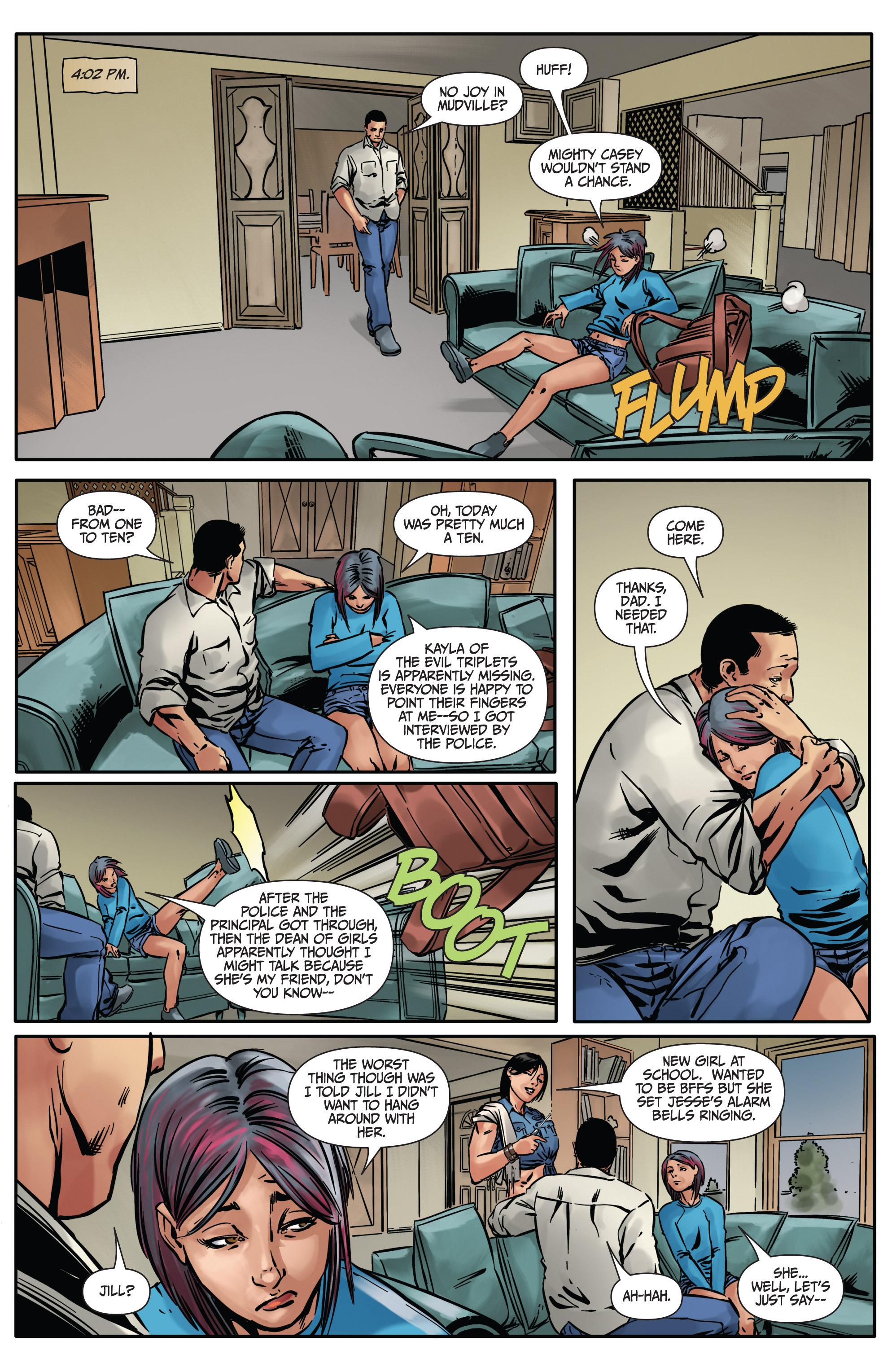 Read online Mercy Thompson comic -  Issue #4 - 22