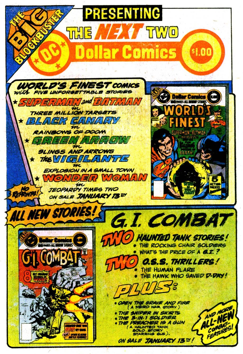 Read online Sgt. Rock comic -  Issue #303 - 18