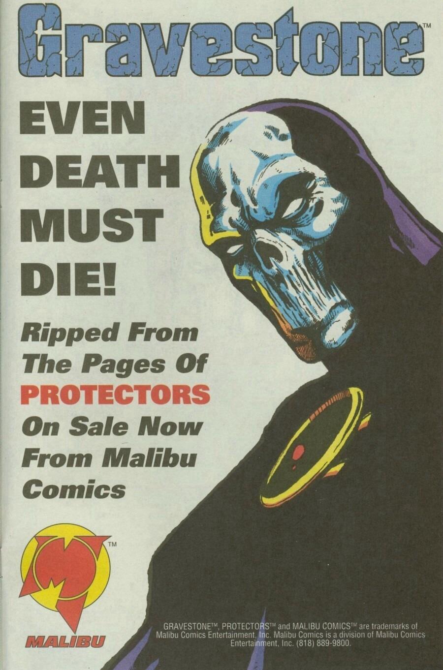 Read online Ex-Mutants comic -  Issue #9 - 33