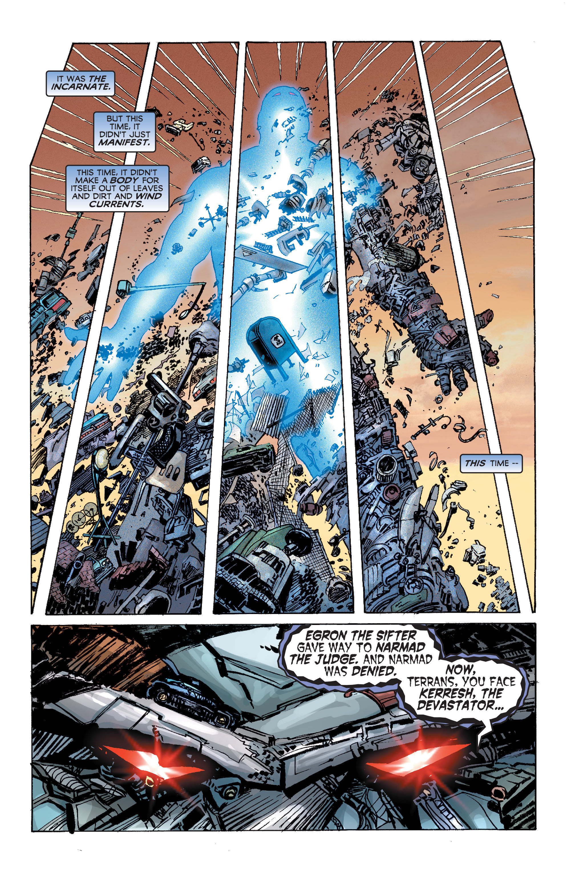 Read online Astro City: Dark Age/Book Three comic -  Issue #3 - 25