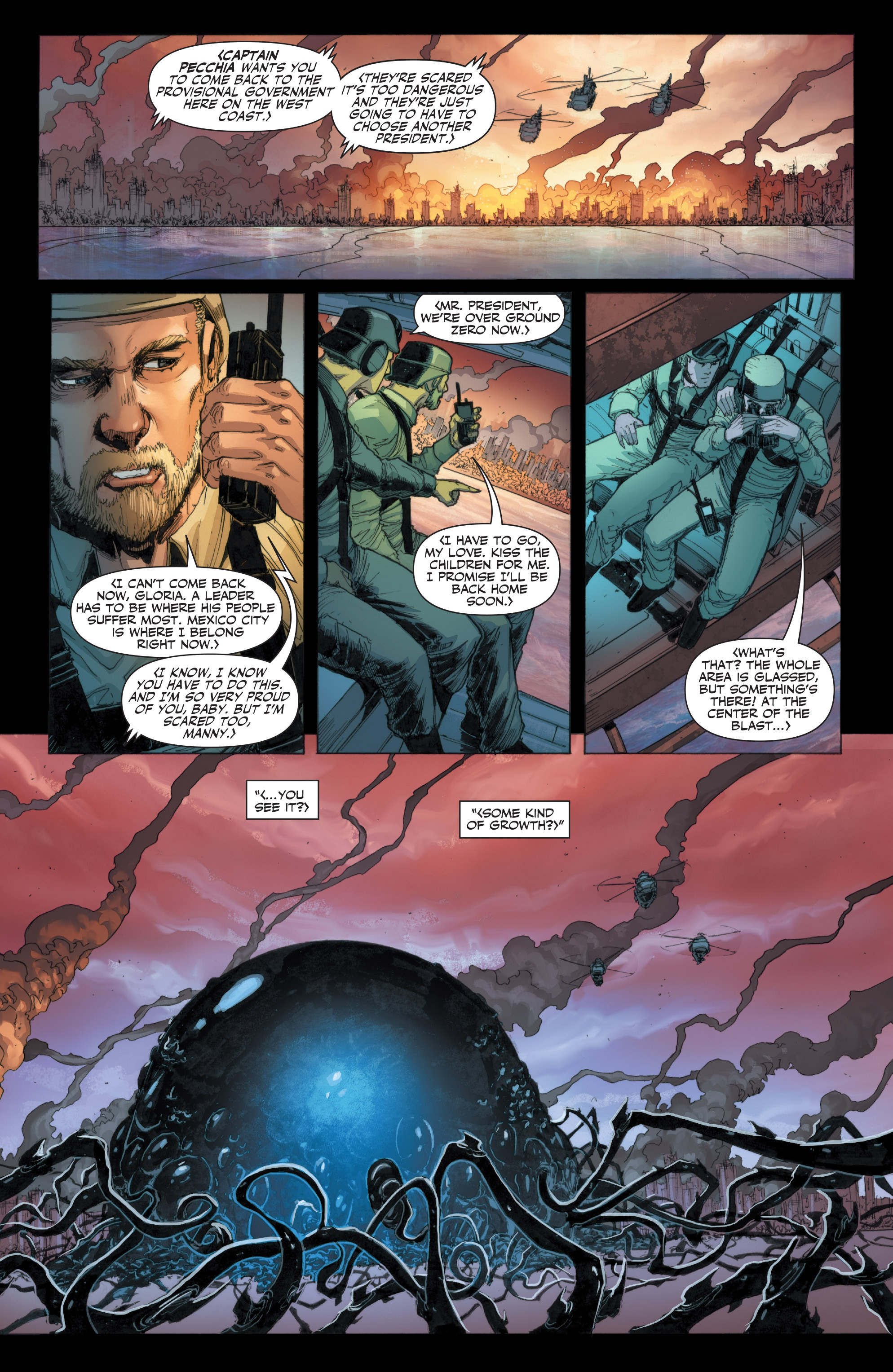 Read online Armor Hunters: Harbinger comic -  Issue # TPB - 27