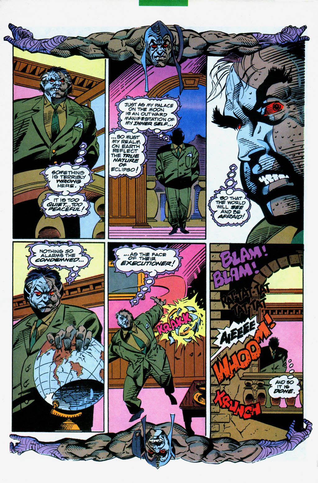 Eclipso Issue #4 #5 - English 7