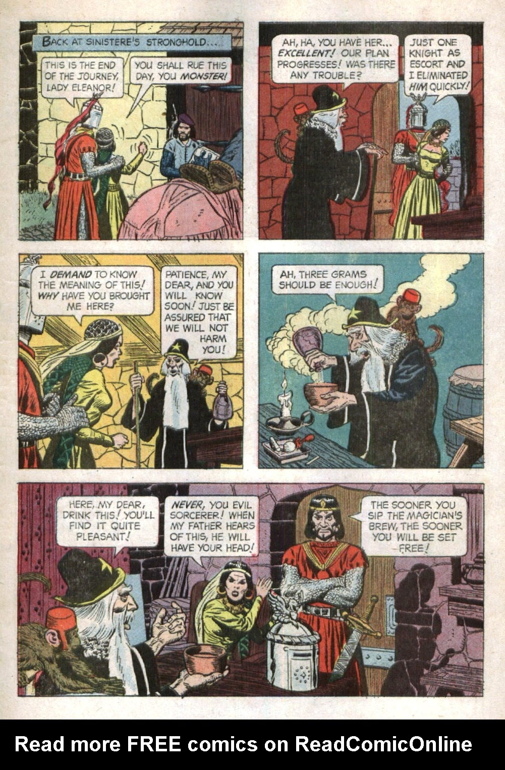 Boris Karloff Tales of Mystery issue 5 - Page 7