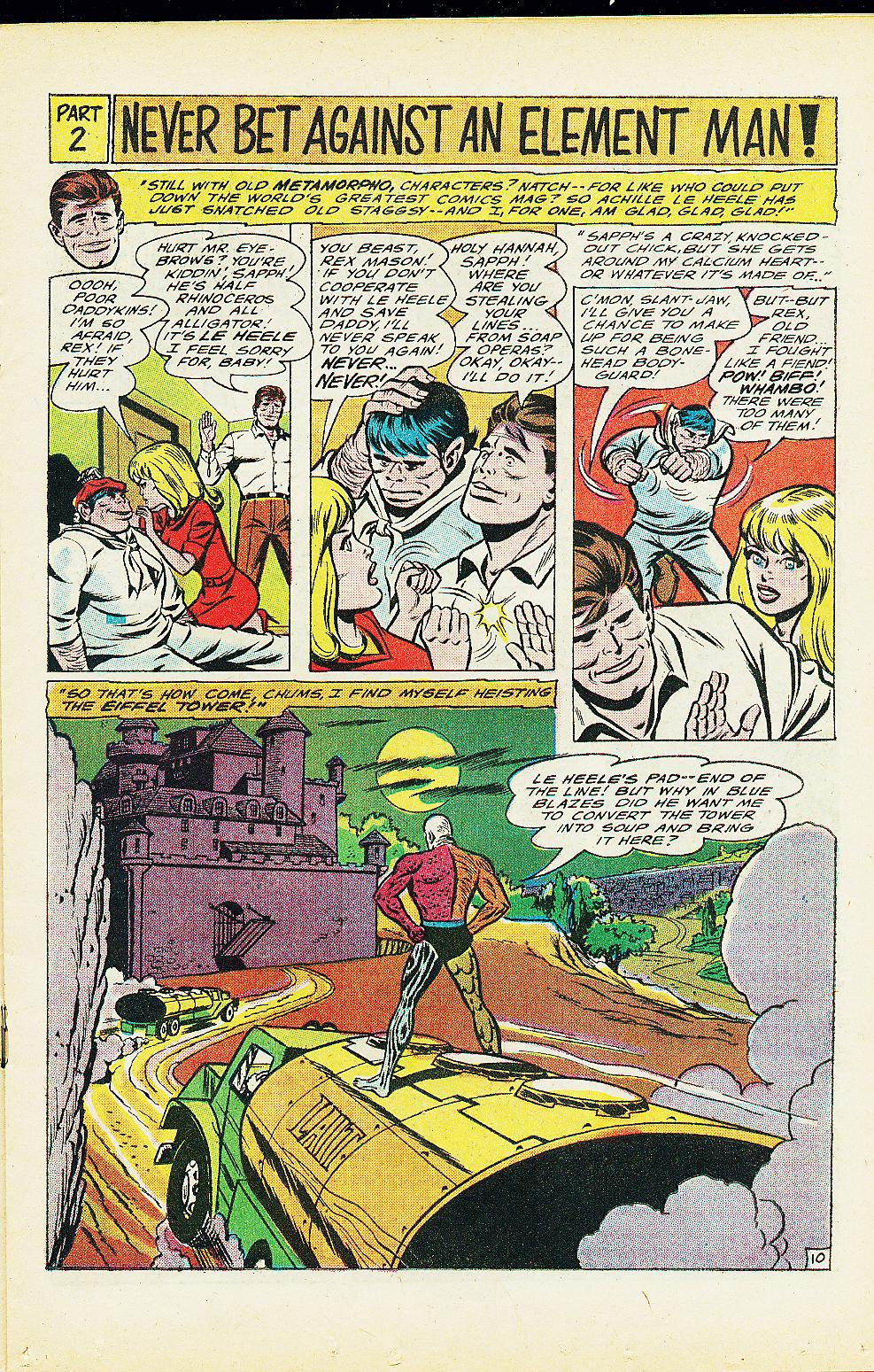 Metamorpho (1965) issue 6 - Page 15