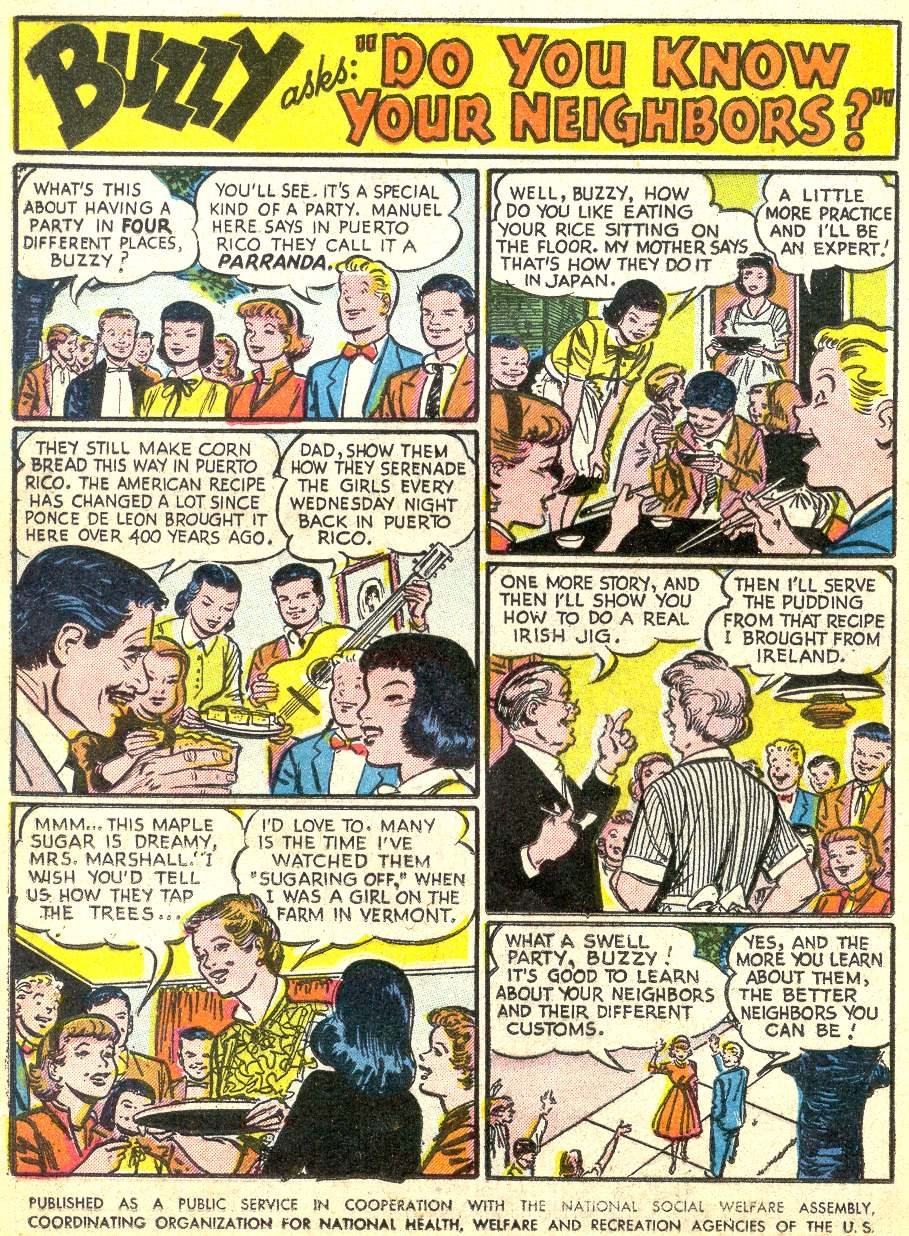 Read online Adventure Comics (1938) comic -  Issue #218 - 16
