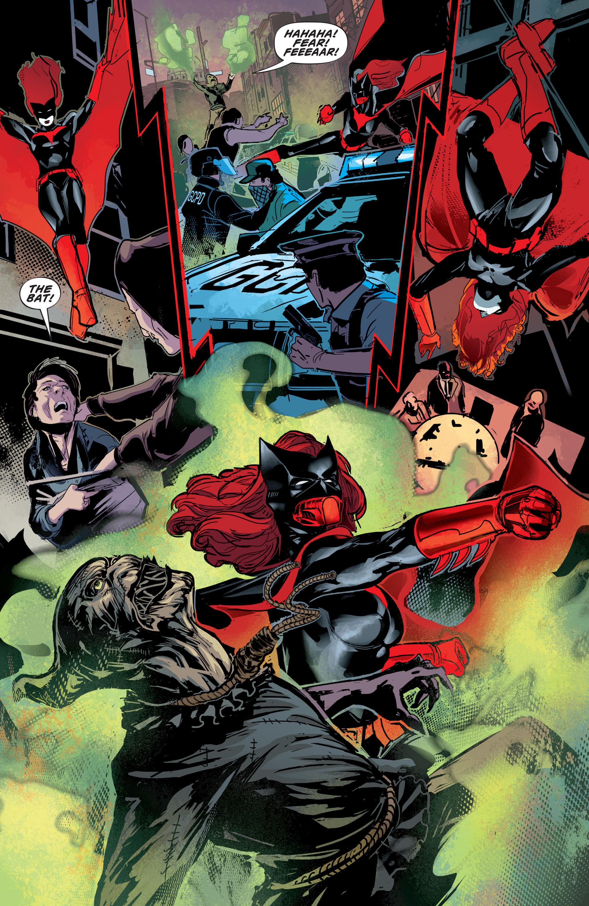 Read online Secret Origins (2014) comic -  Issue #3 - 23