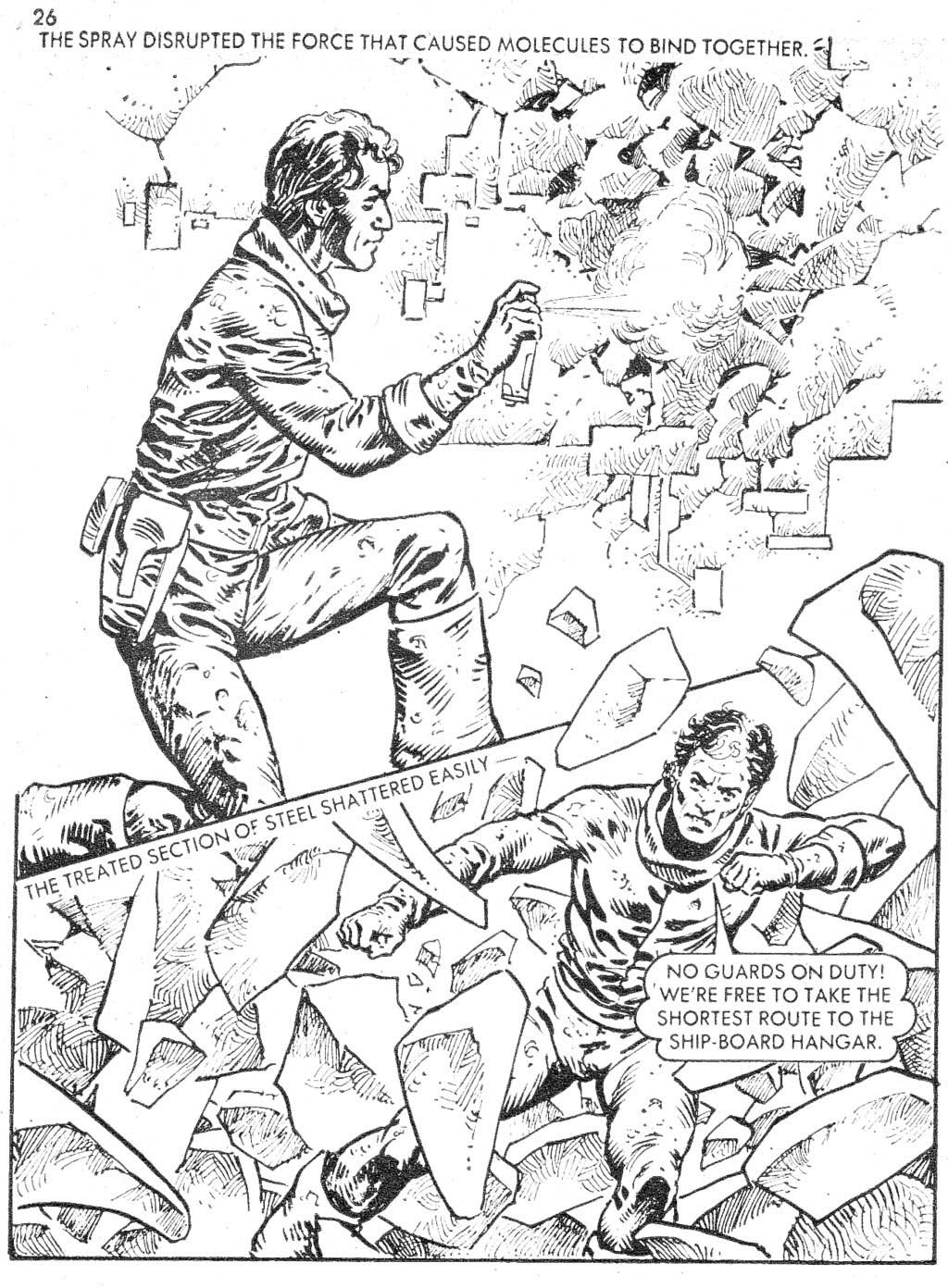 Starblazer issue 87 - Page 26