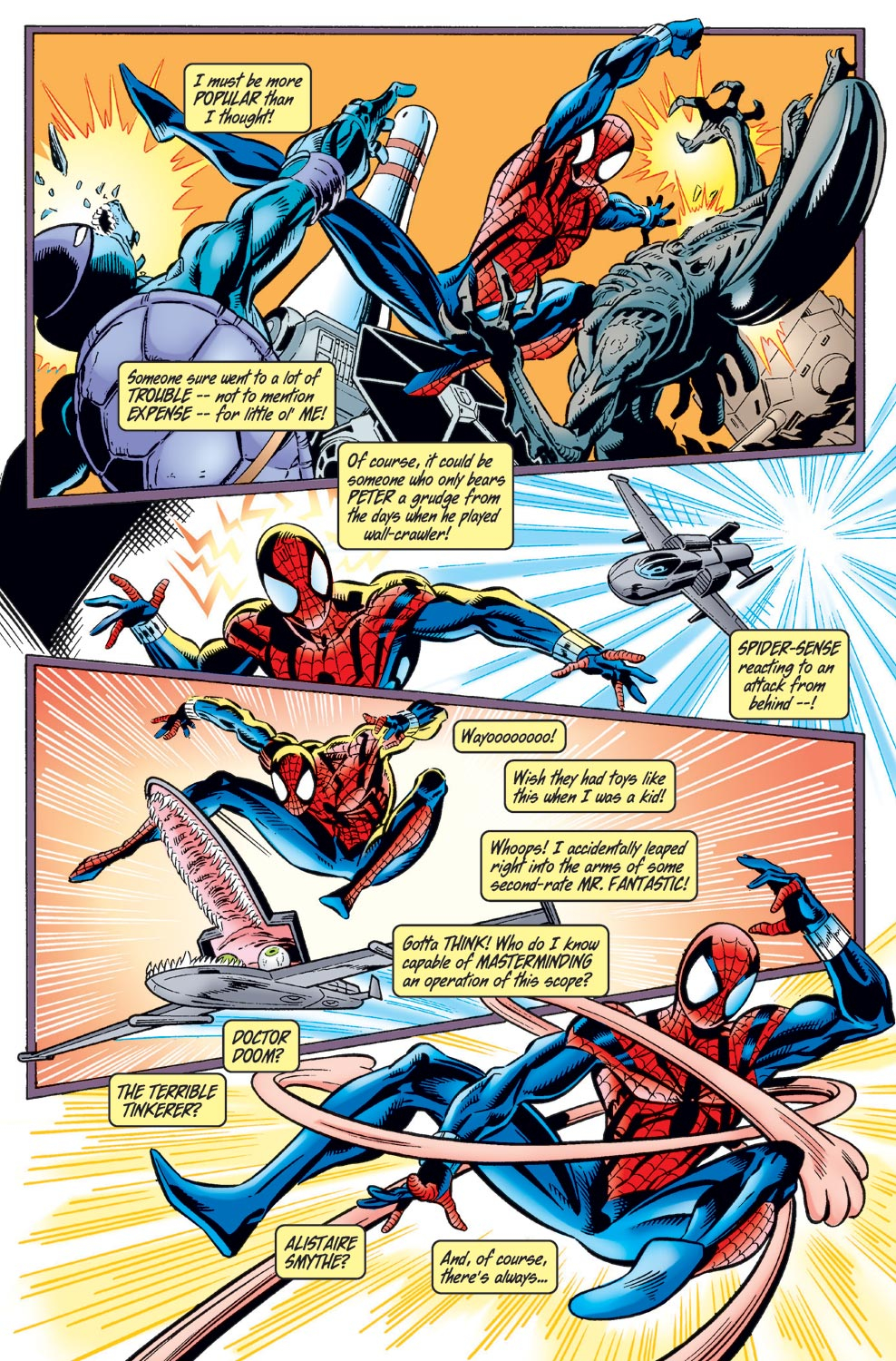 The Amazing Spider-Man (1963) 413 Page 10