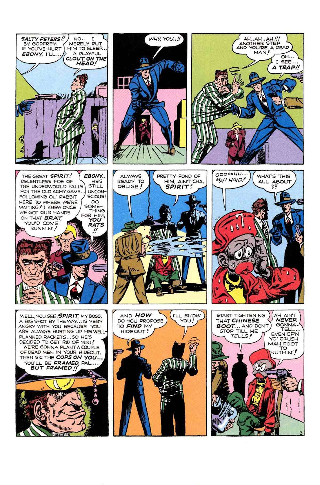 Read online Will Eisner's The Spirit Archives comic -  Issue # TPB 1 (Part 2) - 79