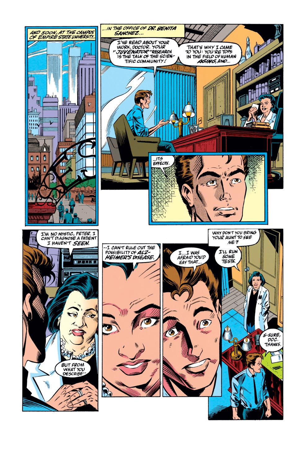 The Amazing Spider-Man (1963) 386 Page 10