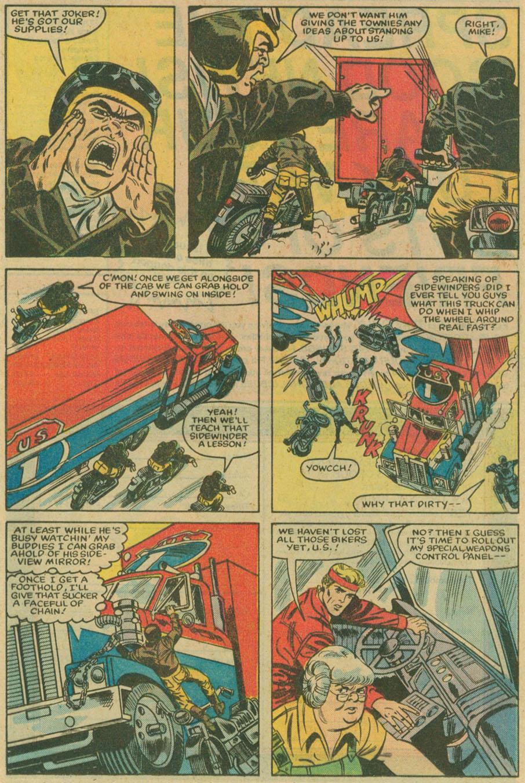 Read online U.S. 1 comic -  Issue #6 - 17