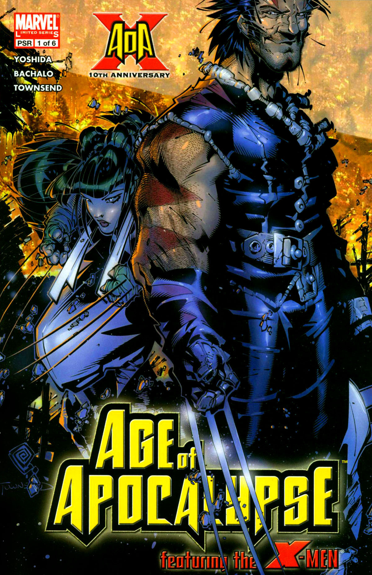 Age of Apocalypse (2005) 1 Page 1