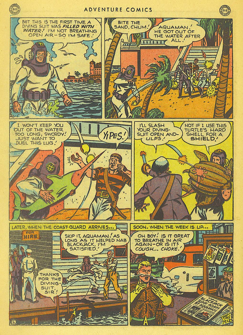 Read online Adventure Comics (1938) comic -  Issue #138 - 30