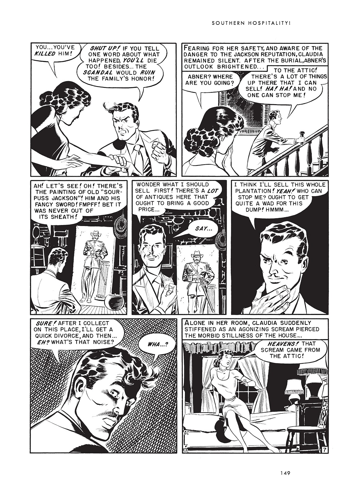 Read online Voodoo Vengeance and Other Stories comic -  Issue # TPB (Part 2) - 67