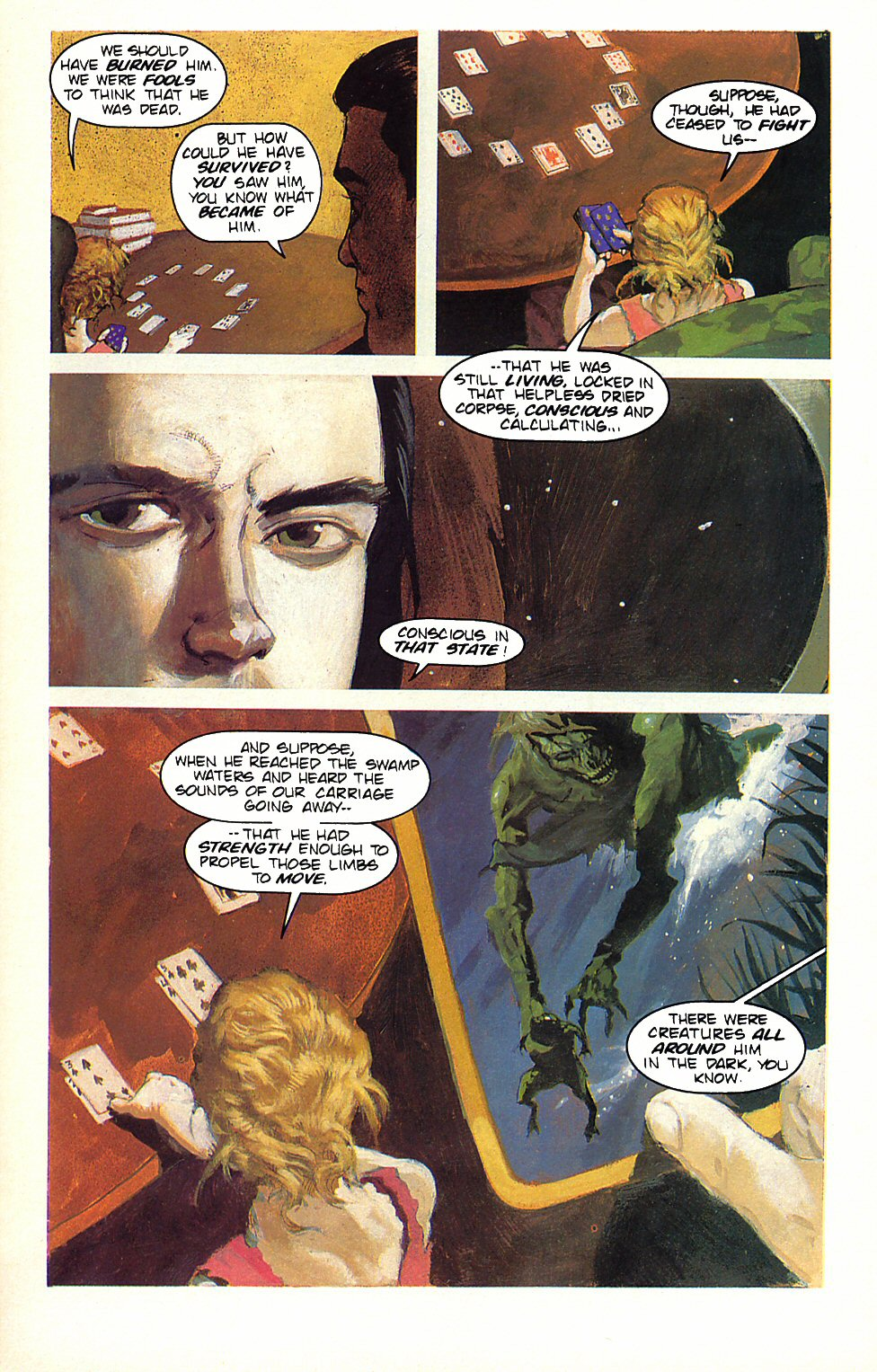 Read online Anne Rice's Interview with the Vampire comic -  Issue #6 - 13