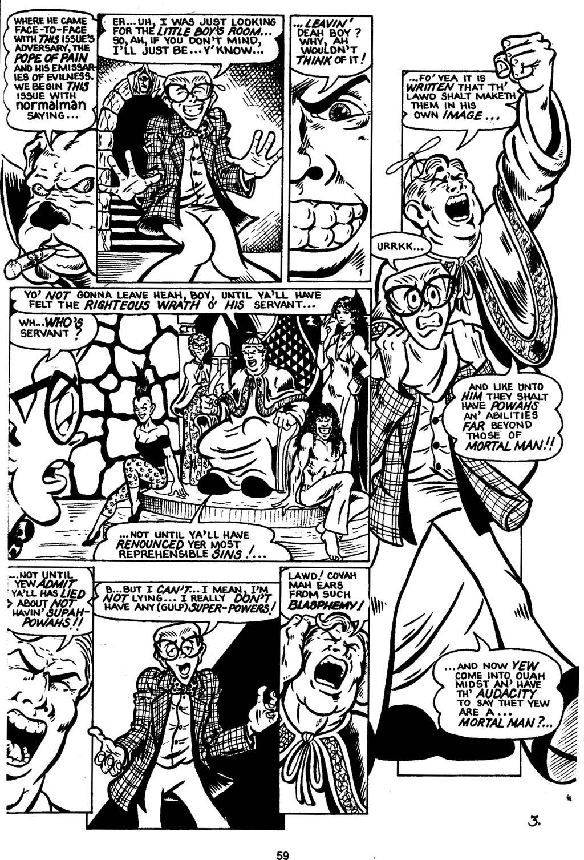Read online Normalman - The Novel comic -  Issue # TPB (Part 1) - 63