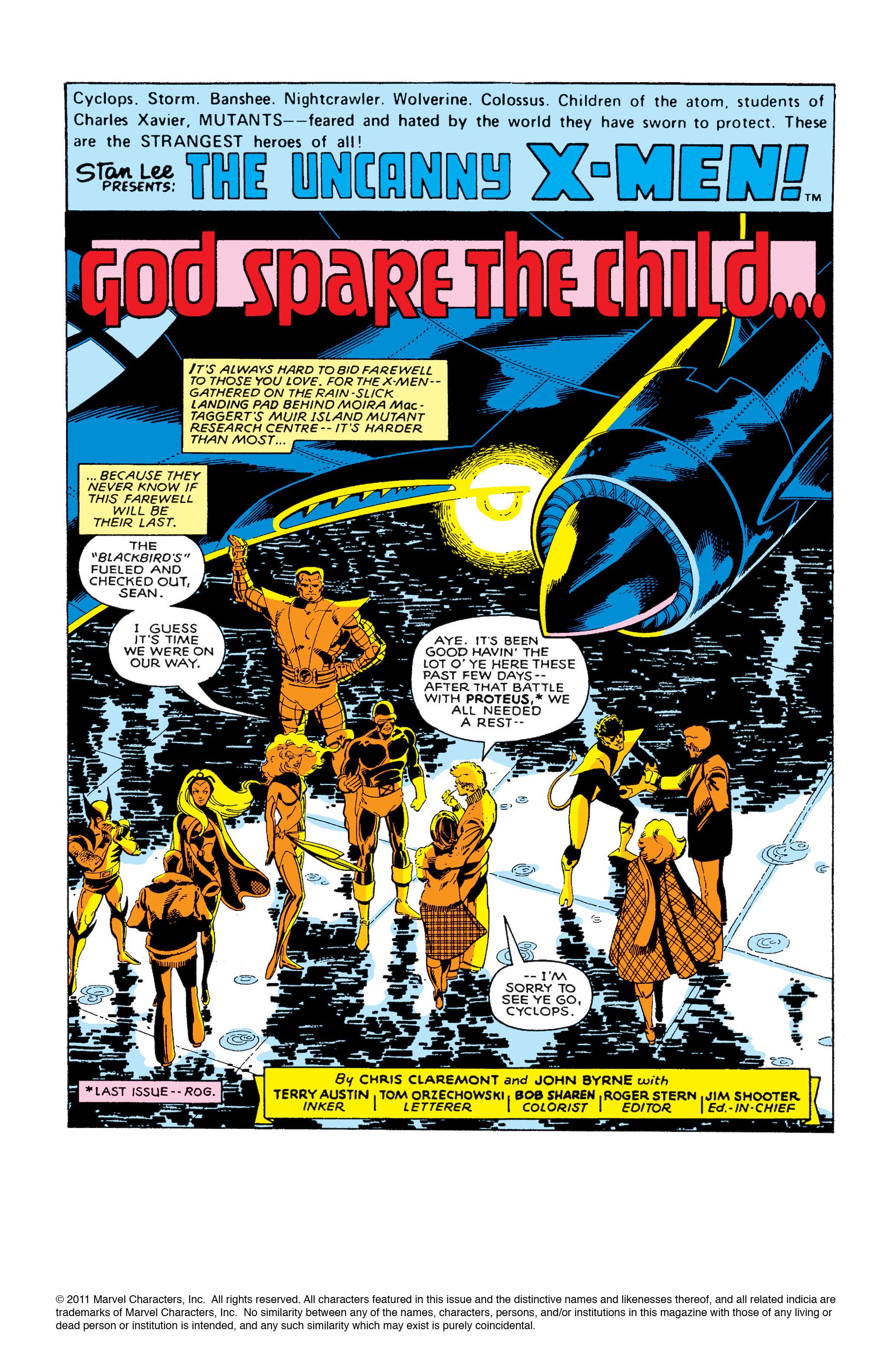 Read online Uncanny X-Men (1963) comic -  Issue #129 - 2