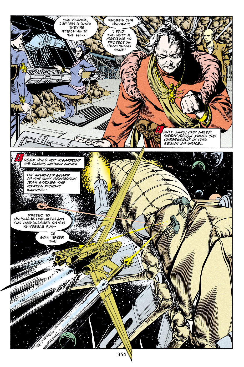 Read online Star Wars Omnibus comic -  Issue # Vol. 4 - 342