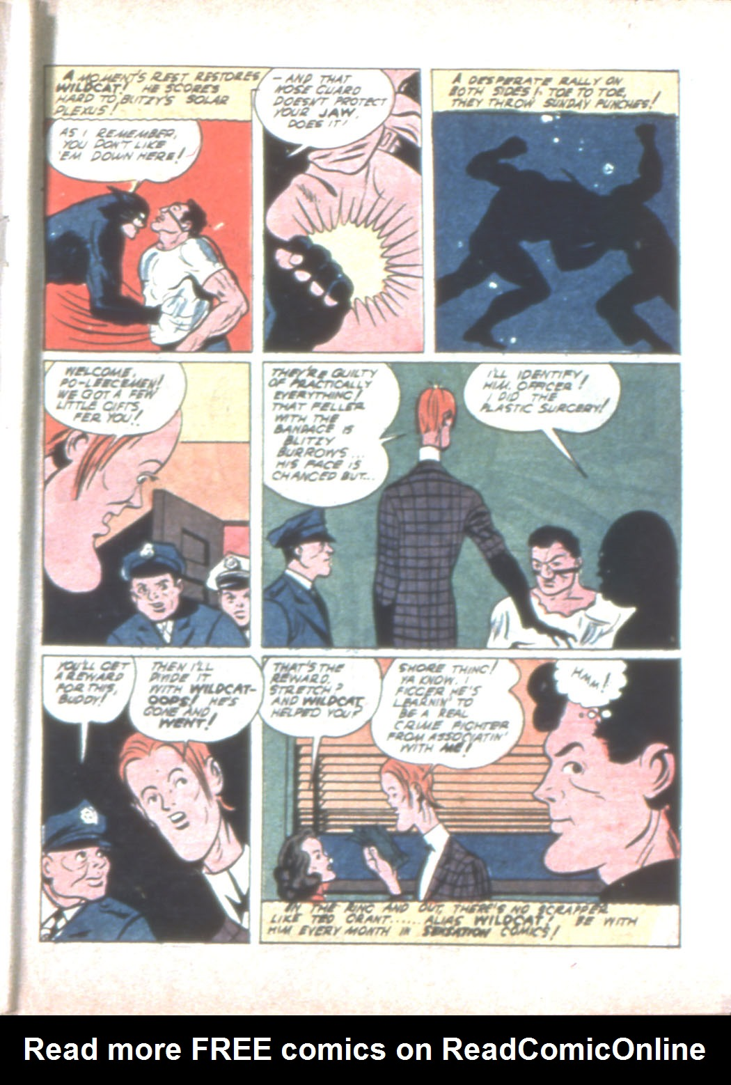Read online Sensation (Mystery) Comics comic -  Issue #11 - 65